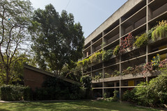 Mill Owners Association (34 of 36) (evan.chakroff) Tags: 1951 lecorbusier millowners'associationbuilding ahmedabad gujarat india millownersbuilding millowners modernarchitecture in