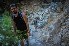 DSC_1295 (Dan Kistler) Tags: samaria gorge hiking rocks sea adventure principia college travel greece