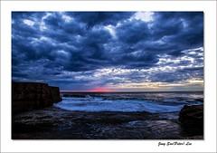 Cloud war (jongsoolee5610) Tags: seascape maroubra sea sydney australia cloud greatphotographers