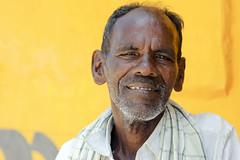 Hombre de Rameswaram (Tamil Nad-India), 2016. (Luis Miguel Surez del Ro) Tags: retrato rameswaram tamilnadu india hombre