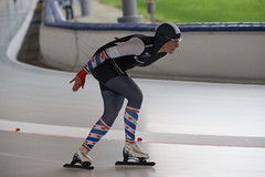 A37W5253 (rieshug 1) Tags: speedskating schaatsen eisschnelllauf skating nkjunioren knsb nkjuniorenallroundafstanden afstanden allround 50010001500massstart demeent alkmaar sportcomplexdemeent juniorena ladies dames 3000m