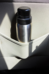 IMG_40931 (David Falck) Tags: car thermos seat shadow