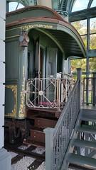 Railcar No. 91 (Terry Hassan) Tags: usa florida miami palmbeach flaglermuseum whitehall mansion museum floridaeastcoastrailway railcar carrage train railway
