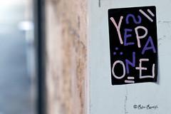Roma. San Paolo. Street art-sticker art by Yepa One (R come Rit@) Tags: italia italy roma rome ritarestifo photography streetphotography streetart arte art arteurbana streetartphotography urbanart urban wall walls wallart graffiti graff graffitiart muro muri streetartroma streetartrome romestreetart romastreetart graffitiroma graffitirome romegraffiti romeurbanart urbanartroma streetartitaly italystreetart contemporaryart artecontemporanea artedistrada ostiense sanpaolo sticker stickers stickerart stickerbomb stickervandal slapart label labels adesivi signscommunication roadsign segnalistradali signposts trafficsignals yepaone