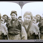A VISIT TO OLD KOREA in 1902, No.8 --  Korea As it Was, Captured in 3-D by HERBERT G. PONTING thumbnail