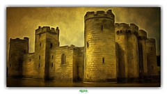 BODIAM CASTLE (rgisa) Tags: bodiam castle chteau england angleterre eastsussex sussex