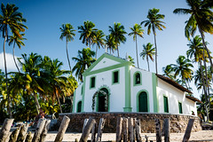 Carneiro´s Beach - Brazil (Newton M. Silva) Tags: nikon tamandaré igreja são benedito brazil pernambuco