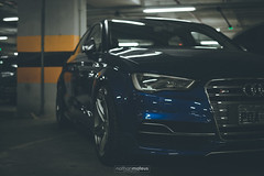 Audi S3 (nathanmateus23) Tags: wide audi worldcars way2clean wheels euro race racing rims roda tuner turbo underground illest night pneu madeinbrazil meeting dapper dope dark aro veículo vehicle clean cleanvision cleanculture car carro s3