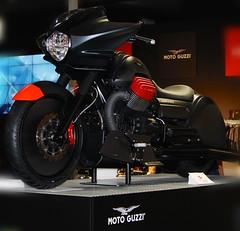 Moto Guzzi (dilactic33) Tags: canon eos prototype moto guzzi eicma canon600d