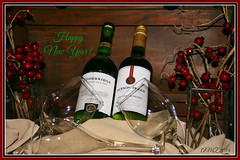 Best Wishes For 2015!!! (bigbrowneyez) Tags: party dedication fun glasses berries wine gorgeous champagne drinking frame cheers booze tribute festivity marvelous capodanno happynewyear winebottles cornice 2015 buonanno bestwishesfor2015