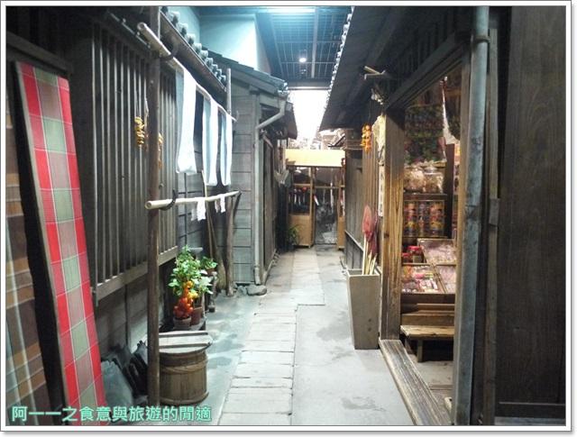 東京自助旅遊上野公園不忍池下町風俗資料館image053