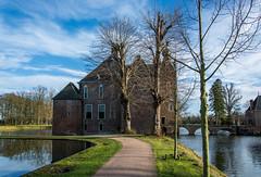 Kasteel de Cannenburgh (Richard van Hilten) Tags: holland castle thenetherlands kasteel gelderland vaassen