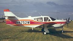 N4752W - 1979 build Rockwell Commander 114A, still current as G-JURG (egcc) Tags: leicester east gran rockwell pfarally turismo 1979 commander 114 lycoming gjurg 14516 io540 egbg 114a n4752w