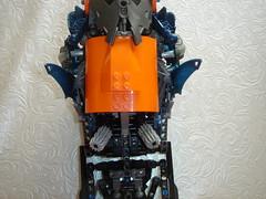 Gladiator18 (KopakaTonMOCs) Tags: old lego walker bionicle mecha mech gladiator moc kopakaton