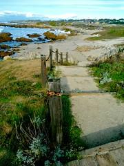 stairs asilomar (Alaskatohawaii) Tags: california reflection beach nature beauty walk pacificgrove tidepools asilomar hc highcalling highcallingfocus highcallingphotography