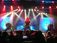 insomnium live (seanavigatorsson) Tags: music death live gig lindau bodensee melodicdeathmetal insomnium
