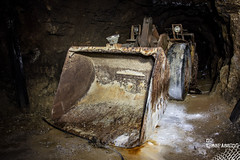 S. Mine (Wilga [notrespassing.pl]) Tags: longexposure abandoned underground mine extreme hardcore urbanexploration underworld exploration urbex kopalnia ironmine gruva mineexploring opuszczone