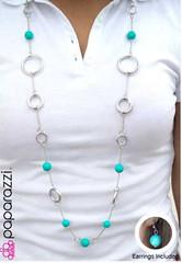 Glimpses of Malibu Necklace K1A P2710A-4