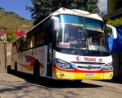 GL Trans 081 at Bontoc, Mountain Province (III-cocoy22-III) Tags: mountain bus station philippines trans province gl bontoc 081 lizardo
