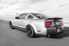 Mustang Shelbey GT500 (Q8_Ps) Tags: ford cobra shelby kuwait mustang gt svt gt500   supersnake