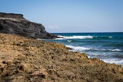 Contrastes de Calblanque (Emilio A.S.) Tags: sea espaa costa coast mar murcia lightroom contrastes calblanque nikond3100 emilioas