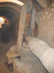 Mechanics of Djerba Olive Press