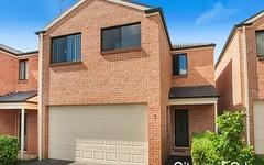 3/ 14 - 16 Hannah Avenue, Kellyville NSW