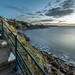 Sorrento Terrace from Hawk Cliff, Killiney, Co. Dublin, Ireland