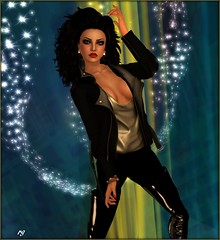 Felicity, February 2015 (Rob Goldstein) Tags: color colorful flickr arty wordpress avatar digitalart arts artsy secondlife characters stories narratives innerlife bobbyormega