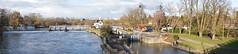 River Thames (Neil Pulling) Tags: goring streatley goringandstreatley thames uk goringgap riverthames thamesvalley england river goringlock vista panorama rnbthames berkshire