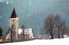 Weissbriach (Wolfgang Binder) Tags: trees winter snow church nikon village carinthia weissbriach d7000