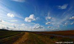 Norfolk Landscape (Holfo) Tags: norfolk nikon d40 landscape wideopen spaces sky clouds eastanglia england northnorfolk eastofengland cloud outdoor wonderful