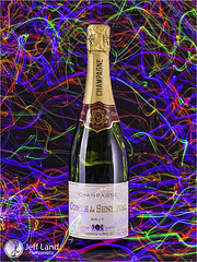 Champagne - Day 059 of 365 - 2015 (Jeff Land) Tags: lightpainting project studio photography photo photographer champagne led professional lighttrails portfolio product warwickshire tabletop stratforduponavon elinchrom portablestudio jefflandphotography jeffland wwwjefflandphotographycouk elinchromdliteit4 wwwphotowarwickshirecouk photowarwickshire