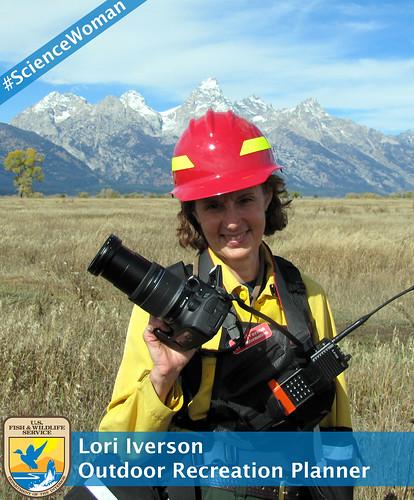 Lori Iverson, #ScienceWoman