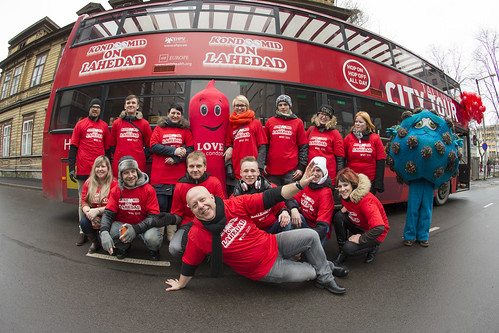 International Condom Day 2015: Tallinn, Estonia