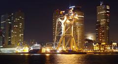 NEXUS & SVANEN (kees torn) Tags: rotterdam offshore kopvanzuid nexus nieuwemaas svanen heavylift vanoord kraanschippijpenlegger