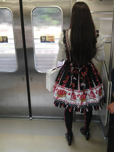 這種衣服還是要在日本街頭才到處都看得到啊