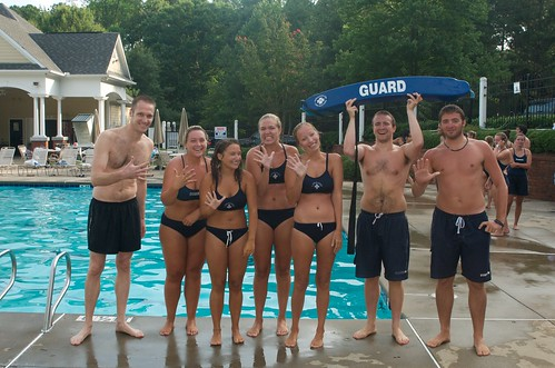 Lifeguards & Craig
