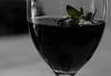 The ability of a camera to capture your feelings (shivalinimishabhatt) Tags: monochrome rouge strawberry focus wine sunk greentint fiftyshadesofgrey