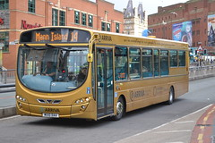Arriva North West 3047 MX10DAA (Will Swain) Tags: city uk travel england west bus buses liverpool britain centre north transport 21st february mersey merseyside arriva 2015 3047 mx10daa