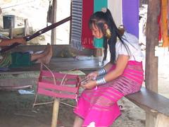 Crafts in Paduang Village