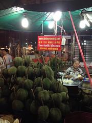 Durian (Ryo.T) Tags: thailand chinatown bangkok    yaowarat