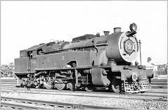 Fairburn on steroids (Bingley Hall) Tags: transport train transportation rail railway railroad locomotive engine asia india steam southcentral 284t wt clw chittaranjan rajahmundry tank
