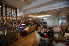 Carinthia Lounge (Procyon Systems) Tags: queenmary2 cunard transatlantic slowtravel queenmary2remastered
