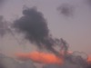 New Lynn sunset (Zelda Wynn) Tags: sunset weather clouds troposphere newlynn zeldawynnphotography