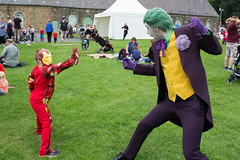 woodhorn invasion 9 (original fool) Tags: cosplay woodhorn invasion woodhornmuseum invasion7 fancydress character characters film game videogames northumberland ashington fantasy compassion understanding joker mrj