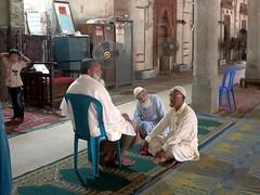 Old Men Relaxing