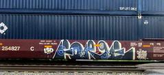 forge LSD (timetomakethepasta) Tags: forge lsd palmr biser gelroc freight train graffiti intermodal bnsf