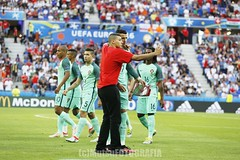 Portugal vs Wales (Kwmrm93) Tags: france sports sport canon football fussball soccer futbol futebol uefa fotball voetbal fodbold calcio deportivo fotboll  deportiva esport fusball  fotbal jalkapallo  nogomet fudbal  euro2016 votebol fodbal