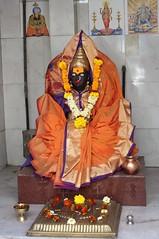 Mātājī (Shrimaitreya) Tags: devī pune maharashtra india hindu hinduism mataji goddess popular streetshrine wayside shrine budhwarpeth bharat